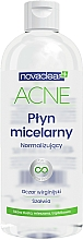 Fragrances, Perfumes, Cosmetics Micellar Water - Novaclear Acne Micellar Water