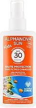 Fragrances, Perfumes, Cosmetics Kids Sunscreen Spray - Alphanova Sun Kids SPF 30 UVA