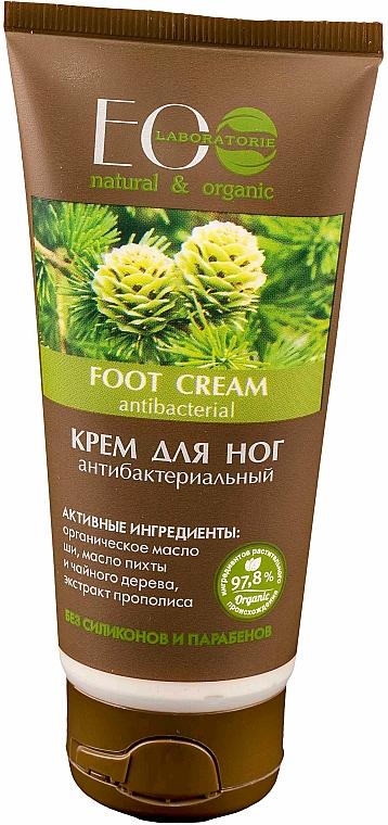 Antibacterial Foot Cream - ECO Laboratorie Foot Cream