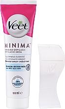 Fragrances, Perfumes, Cosmetics Hair Removal Cream for Sensitive Skin - Veet Minima