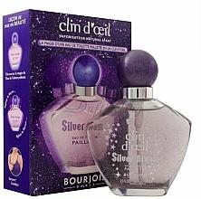 Fragrances, Perfumes, Cosmetics Bourjois Silver Dream - Eau de Toilette
