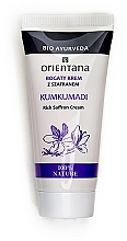 Fragrances, Perfumes, Cosmetics Face Cream - Orientana Rich Saffron Cream