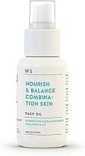 "Fragrances, Perfumes, Cosmetics Face Oil ""Nourish & Balance"" - You & Oil Nourish & Balance Combination Skin Face Oil"