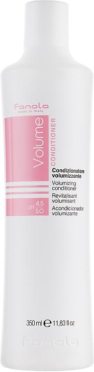 Thin Hair Conditioner - Fanola Volumizing Conditioner
