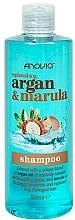 Fragrances, Perfumes, Cosmetics Argan & Marula Shampoo - Anovia Shampoo Argan & Marula