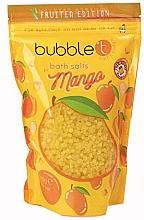 Fragrances, Perfumes, Cosmetics Mango Bath Salt - Bubble T Cosmetics Bath Salt Mango
