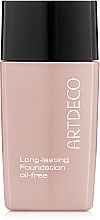 Fragrances, Perfumes, Cosmetics Waterproof Foundation - Artdeco Long-lasting Foundation oil-free SPF 20