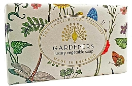 Fragrances, Perfumes, Cosmetics Exfoliating Soap - The English Soap Company Vintage Collection Gardeners Exfoliating Soap