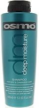 "Fragrances, Perfumes, Cosmetics Shampoo ""Deep Hydration"" - Osmo Deep Moisture Shampoo"