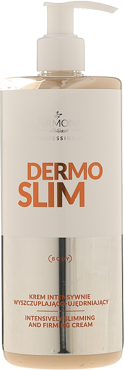 Slimming & Strengthening Intensive Cream - Farmona Professional Dermo Slim Intensively Cream