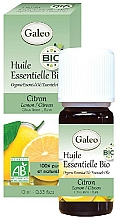 Fragrances, Perfumes, Cosmetics Organic Lemon Essential Oil - Galeo Organic Essential Oil Lemon