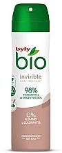 Fragrances, Perfumes, Cosmetics Deodorant Spray - Byly Bio Natural 0% Invisible Desdorant Spray