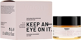 Fragrances, Perfumes, Cosmetics Anti-Aging Concentrated Eye Balm - Veoli Botanica Anti-aging Concentrated Eye Balm Keep An Eye On It