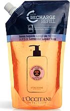 """Fragrances, Perfumes, Cosmetics Liquid Soap """"Lavender"""" - L'Occitane Lavande Liquid Soap (doypack)"""