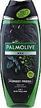 "Fragrances, Perfumes, Cosmetics Shower Gel ""Forest Fresh"" - Palmolive Men Forest Fresh"