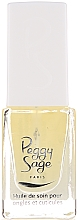 Fragrances, Perfumes, Cosmetics Nails & Cuticle Treatment Oil - Peggy Sage Treatment Oil For Nails & Cuticles