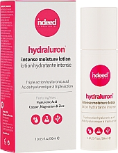 Fragrances, Perfumes, Cosmetics Face Lotion - Indeed Labs Hydraluron Intense Moisture Lotion Hyaluronic Acid