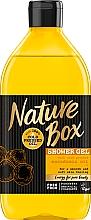 Fragrances, Perfumes, Cosmetics Shower Gel - Nature Box Macadamia Oil Shower Gel