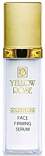 Fragrances, Perfumes, Cosmetics Firming Gold Serum - Yellow Rose Golden Line Face Firming Serum