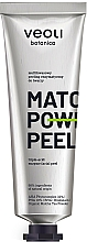Fragrances, Perfumes, Cosmetics Multi-Acid Enzyme Peeling - Veoli Botanica Matcha Power Peeling