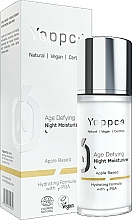 Fragrances, Perfumes, Cosmetics Anti-Aging Moisturizing Face Cream - Yappco Age Defying Moisturizer Night Cream