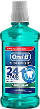 Fragrances, Perfumes, Cosmetics Mouthwash - Oral-B Pro-Expert Deep Clean
