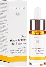 Fragrances, Perfumes, Cosmetics Face Oil with Dropper - Dr. Hauschka Clarifying Day Oil