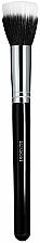 Fragrances, Perfumes, Cosmetics Makeup Brush - Lussoni PRO 100 Duo Fibre Brush