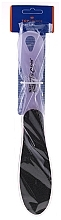 Fragrances, Perfumes, Cosmetics Double-Sided Foot Grater 70921, purple - Top Choice