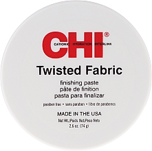 Fragrances, Perfumes, Cosmetics Structure Paste for Hair - CHI Twisted Fabric