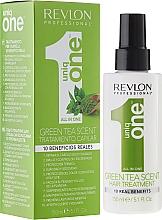 Fragrances, Perfumes, Cosmetics Hair Mask Spray - Revlon Professional Uniq One Green Tea Scent Hair Treatment