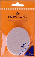 Fragrances, Perfumes, Cosmetics Foundation Sponge, round - Top Choice