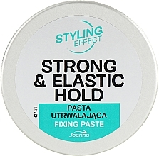 Fragrances, Perfumes, Cosmetics Hair Styling Paste with Shea Butter - Joanna Styling Effect Strong & Elastic Hold Fixing Paste