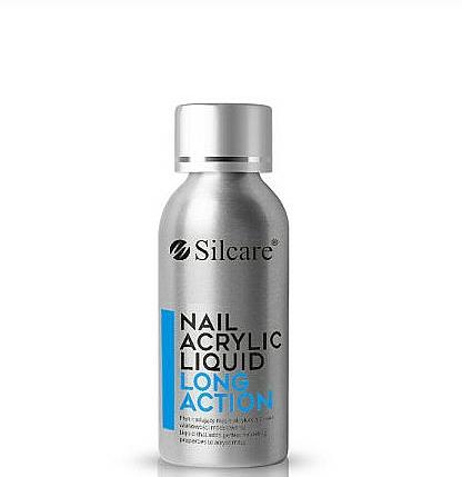 Acrylic Liquid - Silcare Nail Acrylic Liquid Comfort Long Action