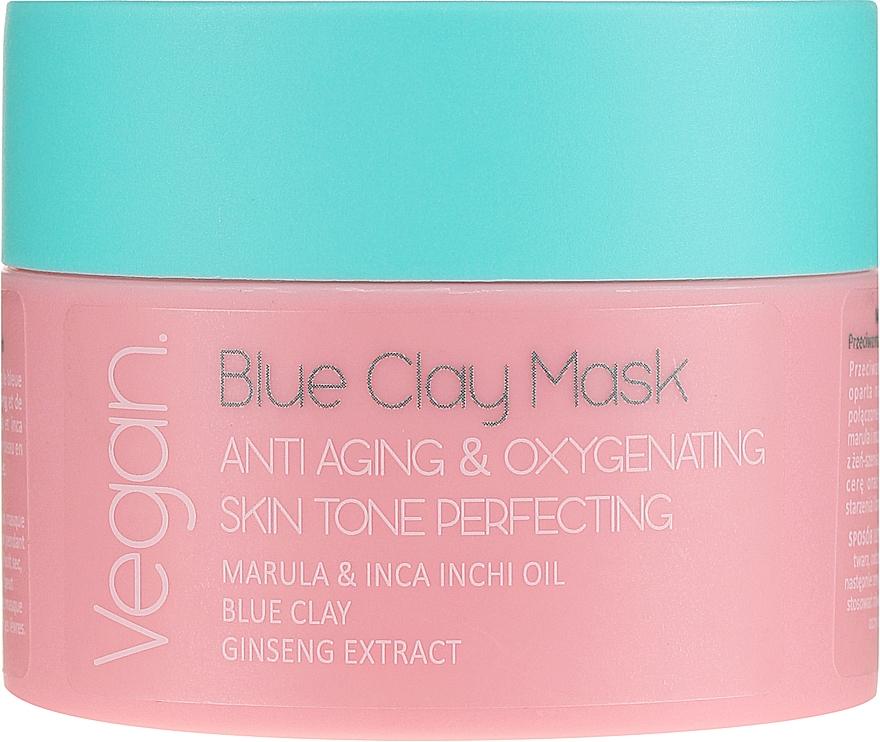 Blue Clay Mask - Nacomi Blue Clay Mask Anti-Aging