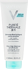 """Fragrances, Perfumes, Cosmetics Universal Makeup Remover """"Integral Remover 3 in 1"""" - Vichy Purete Thermale Three in One"""
