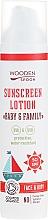 Fragrances, Perfumes, Cosmetics Sun Lotion - Wooden Spoon Organic Sunscreen Lotion Baby & Family SPF 50