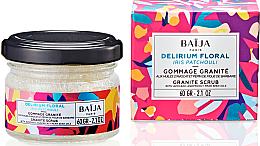 Fragrances, Perfumes, Cosmetics Body Scrub - Baija Delirium Floral Gommage Corps Delirium Scrub