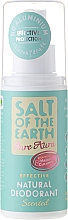 Fragrances, Perfumes, Cosmetics Natural Deodorant Spray - Salt of the Earth Pure Aura Melon And Cucumber Natural Deodorant Spray