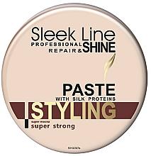 Fragrances, Perfumes, Cosmetics Hair Cream - Stapiz Sleek Line Styling Paste