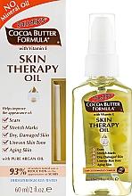Fragrances, Perfumes, Cosmetics Face & Body Oil - Palmer's Cocoa Butter Skin Therapy Oil With Vitamin E