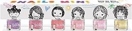 Fragrances, Perfumes, Cosmetics Kids Nail Polish Set 6x7ml - Snails Mini Bebe