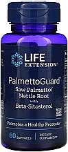 Fragrances, Perfumes, Cosmetics PromotesHealthy Prostate Dietary Supplement - Life Extension PalmettoGuard
