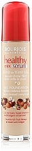 Fragrances, Perfumes, Cosmetics Foundation Cream-Gel - Bourjois Healthy Mix Serum