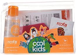Fragrances, Perfumes, Cosmetics Set - Roofa Cool Kids (shm-gel/3g + mask + h/gel/100ml)