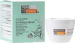 "Fragrances, Perfumes, Cosmetics Mattifying Face Cream ""Iceland Moss"" - Natura Estonica Iceland Moss Matt Face Cream"