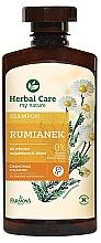 "Fragrances, Perfumes, Cosmetics Hair Shampoo ""Camomile"" - Farmona Herbal Care Chamomile Shampoo"