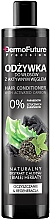 Fragrances, Perfumes, Cosmetics Activated Carbon Hair Conditioner - DermoFuture Hair Conditioner With Activated Carbon