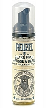 "Fragrances, Perfumes, Cosmetics Beard Foam-Conditioner ""Wood and Spice"" - Reuzel Beard Foam Wood And Spice"