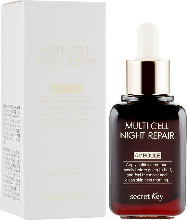 Night Serum - Secret Key Multi Cell Night Repair Ampoule